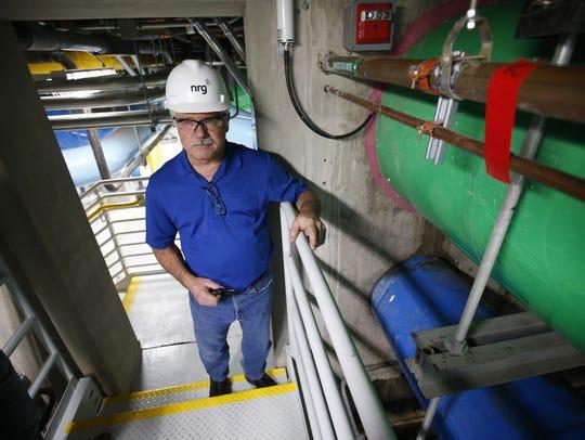 Gary Cheek, NRG Energy director operations and maintenance