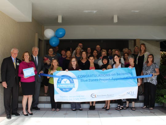 Community Health Partners celebrates joining the Blue