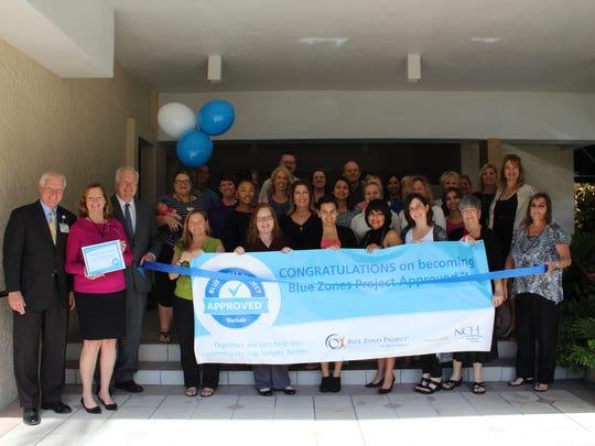 Community Health Partners celebrates joining the Blue