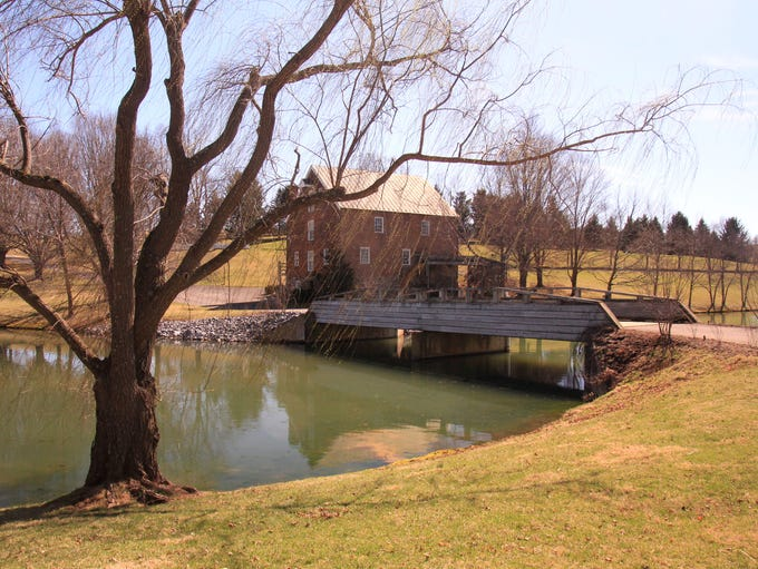 Sugar Loaf Farm on 151 Ferguson Lane in Middlebrook