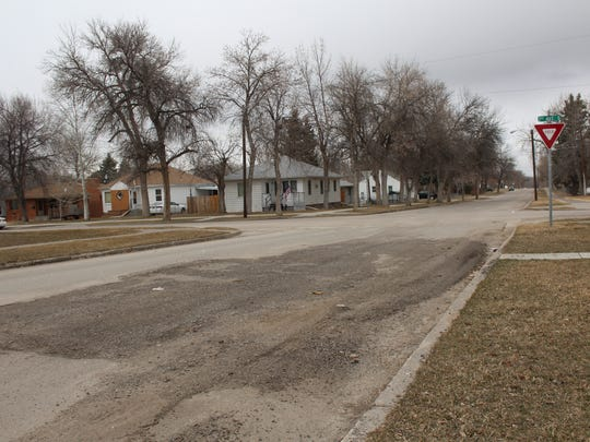 23rd Street S. in Great Falls has been identified by