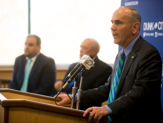 "FGCU athletic director Ken Kavanagh has always been behind adding more ASUN programs because it helps with scheduling, among other things. He said Liberty will bring ""considerable overall strength in a lot of sports that we sponsor"" to the ASUN."