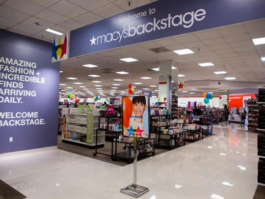 Macy's Backstage is now open inside Macy's in La Palmera