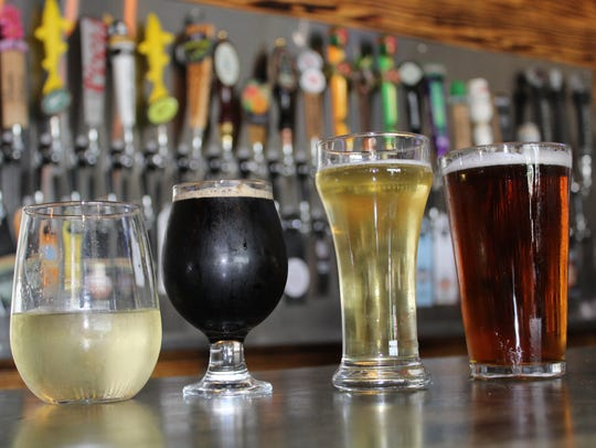 Daq's Wings & Grill's Shreveport location has 65 taps