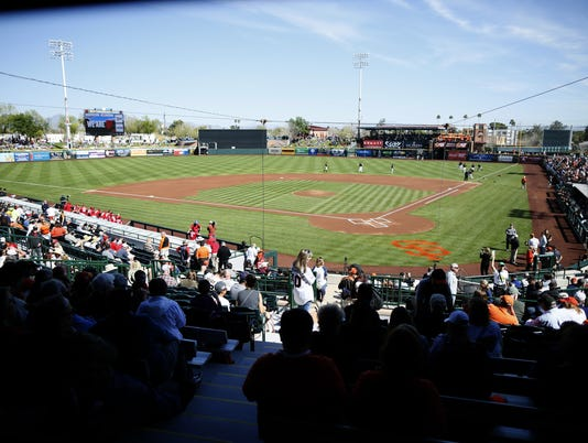 City of Scottsdale moves forward with $60 million makeover for Scottsdale Stadium