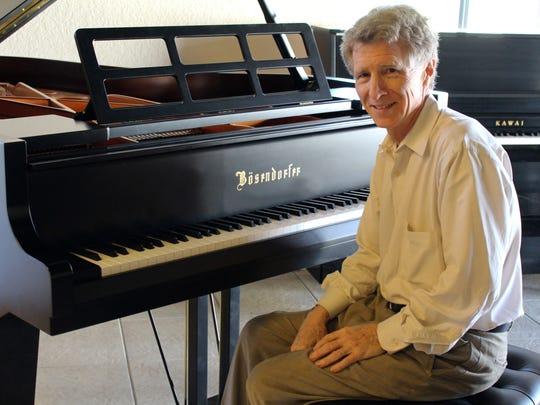 Brian Gatchell will play popular and original music