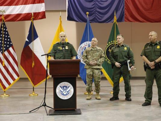 CBP Ronald D. Vitiello