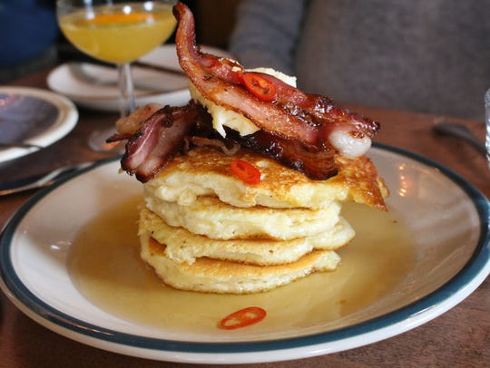 Maison Publique's must-get pancakes