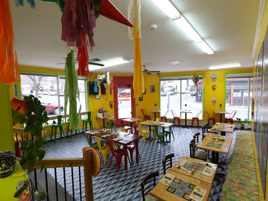 El Azteca Restaurant in the City of Poughkeepsie on