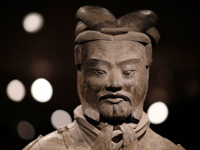 An armored general in the new Terracotta Army: Legacy