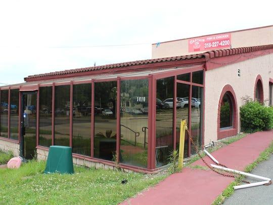 The future site of Hope Pharmacy, Shreveport's medical