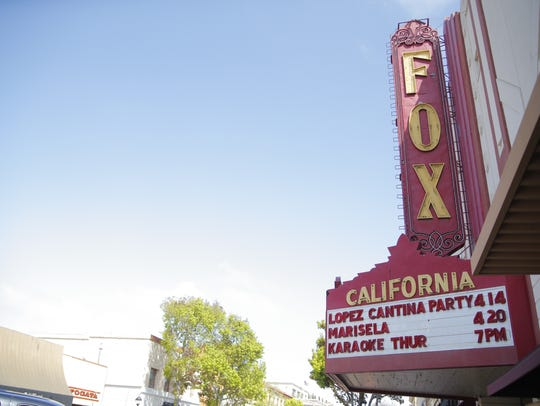 The Fox Theater remains closed as its owner prepares
