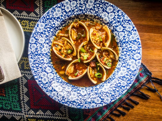 Expect a Filipino-Southern barbecue mashup at a forthcoming Buxton Hall dinner.