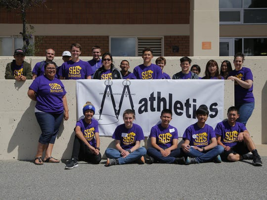 Salinas High students attend the 50th Annual Monterey