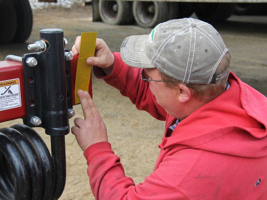 Farmers are asked to comply with the proper lighting