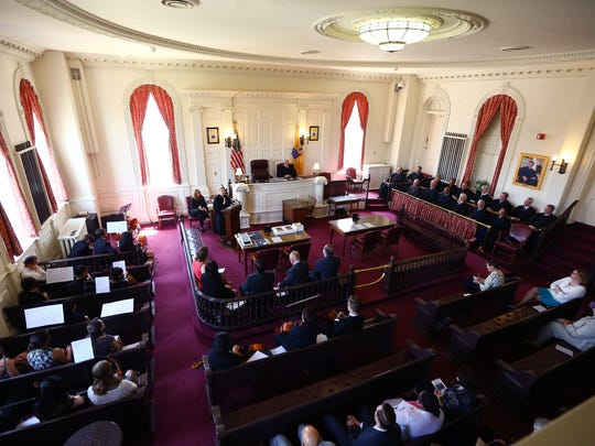 Superior Court of New Jersey Law Day celebration at