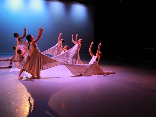 "Belhaven dance students will bring ""Imag[(I)n]e"" to"
