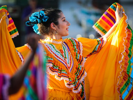 Cinco de Mayo festival Friday, May 4, 2018