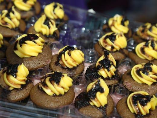 Blueberry Cake Recipe Kenya: K104 Cupcake Festival Takes Over Stormville Airport