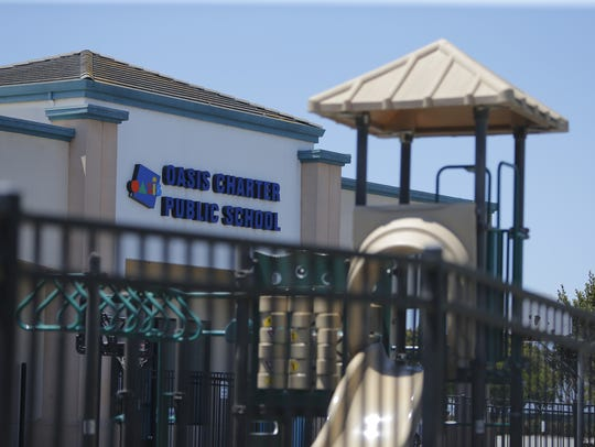 Oasis Charter Public School parents fight to keep the