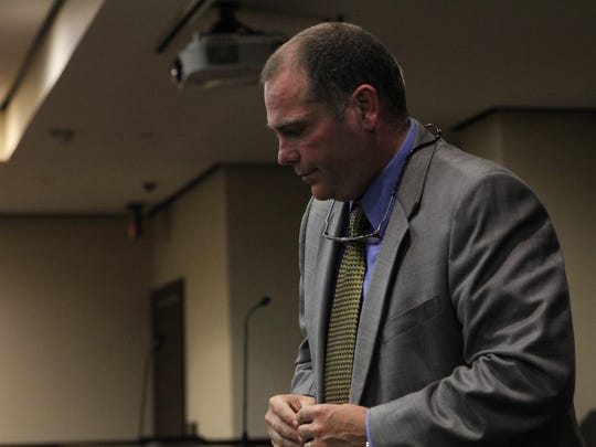 """Here there is a continuing course of conduct,"" said State Attorney Jack Campbell during a hearing Wednesday. ""The whole theory of this case, is these pledges want something. They want to be a part of this organization. They want that prestige. They want the girls. They want the popularity, and they're willing to go through that process that indoctrination."