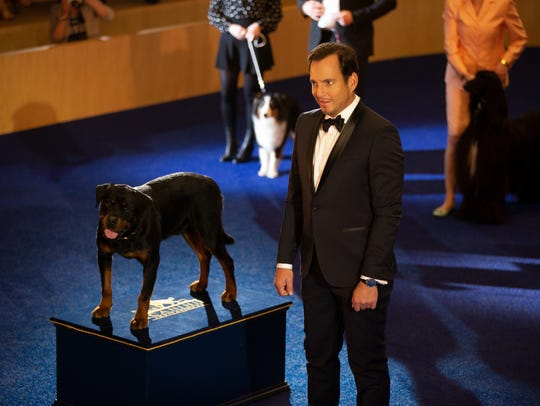 Will Arnett is an FBI agent partnered with a police