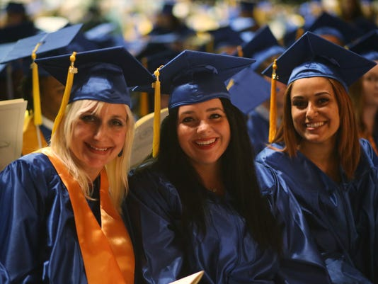Dcc Commencement Complete List Of Local Graduates