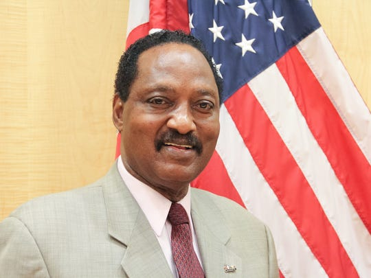 Rockland Legislature Chairman Toney Earl, D-Ramapo