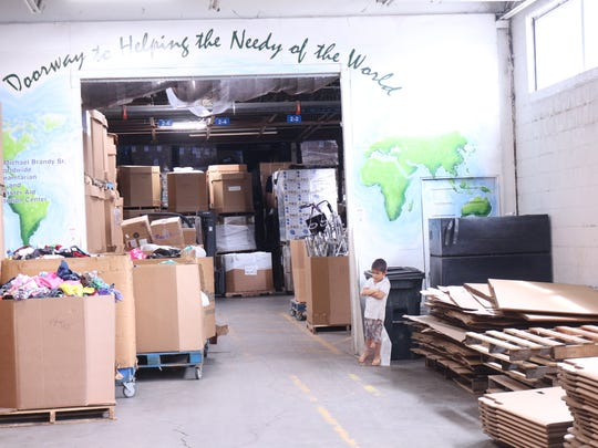 Matthew:25 Ministries is busting out of its current warehouse space, making a $6 million expansion of the facilities necessary