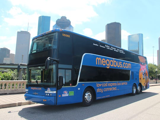 Megabus announced it will begin service from Phoenix