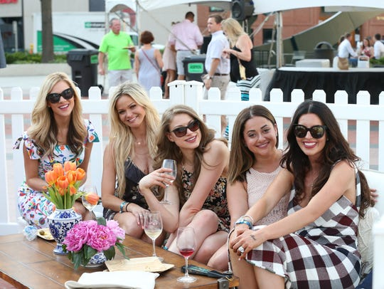 Winefest is celebrating its 17th year.