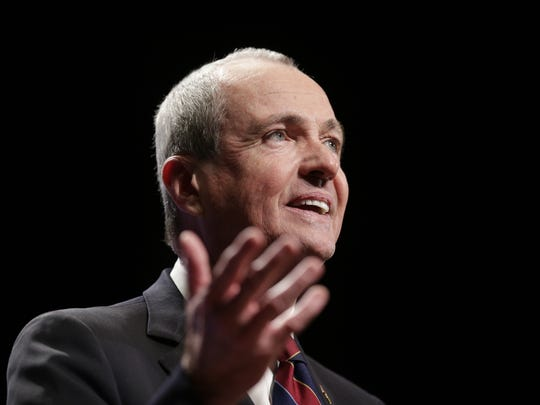 New Jersey Gov. Phil Murphy will be at the Garden State