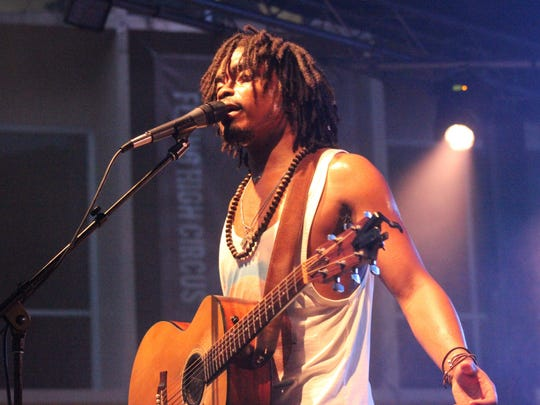 Royce Lovett will perform at the inaugural Juke Joint Jam Saturday.