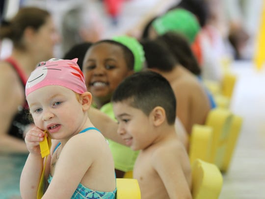 The Gateway Family YMCA encourages children and parents