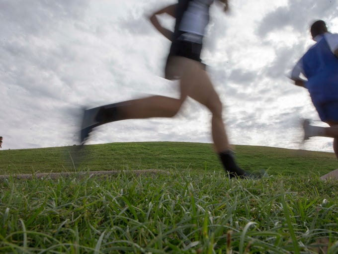 These are the nominees for boys cross country runner