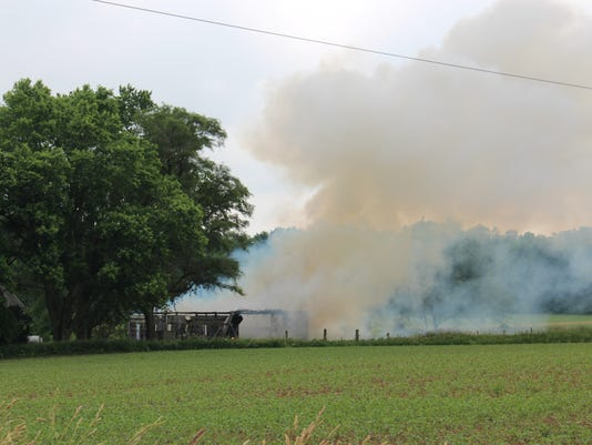 franklin-township-barn-fire