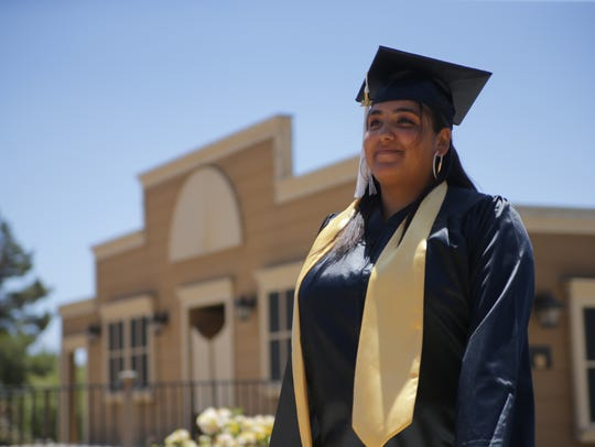 Rancho Cielo graduates from the culinary academy and