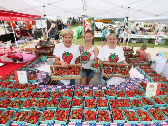 Cedarburg's annual Strawberry Festival may be canceled, but event organizers are planning a virtual event on June 27 for those who want to support the festival's vendors from home.