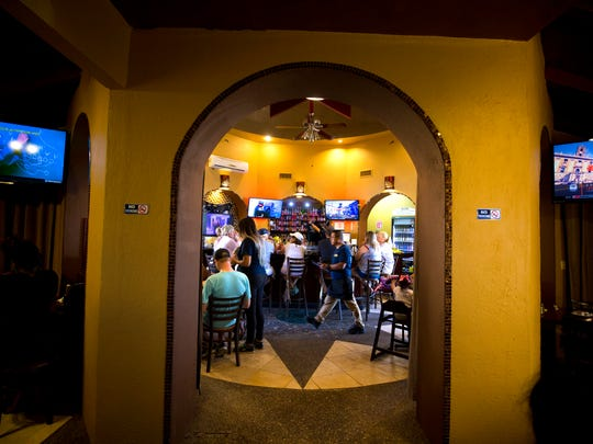 Colin's Cantina is located at Princesa de Penasco in
