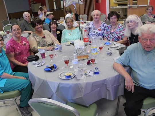 A couple was elected prom king and queen for the second time at the 14th annual Highland Park senior (citizens) prom at the Highland Park Senior/Youth Center on June 19 at 4 p.m.