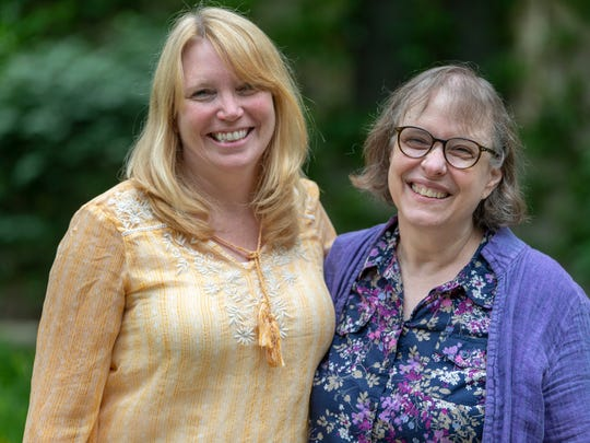"Wendy Krueger (left) and Mary Carlson are clinical associate professors at Marquette University who are developing the ""On Your Marq"" program, which pairs undergraduate students who have autism with graduate students to help them adjust to life at the university."