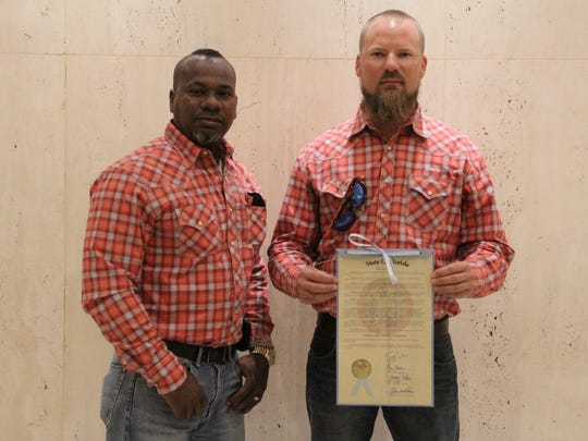 Fort Pierce Utilities Authority Lineworkers Honored By