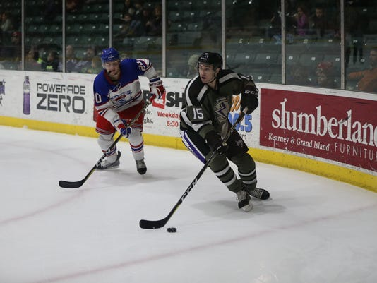 Tri-City Storm forward Sam Hentges.JPG