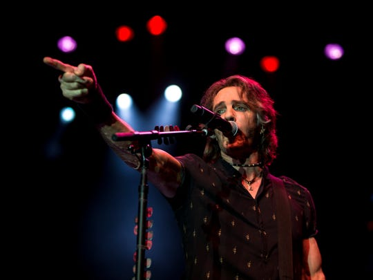 Rick Springfield, who played before an appreciative crowd at Summerfest's U.S. Cellular Connection Stage in 2018, will headline Wisconsin State Fair's Main Stage Aug. 7.
