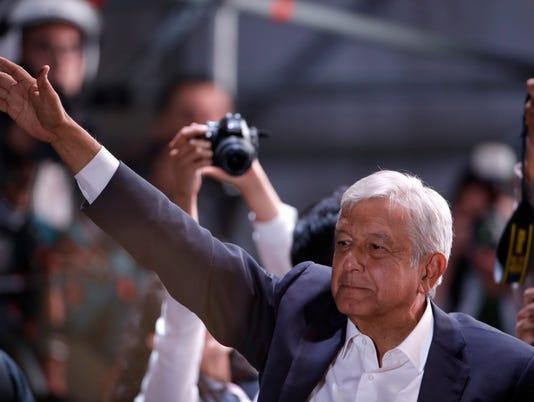 AP MEXICO ELECTIONS I MEX