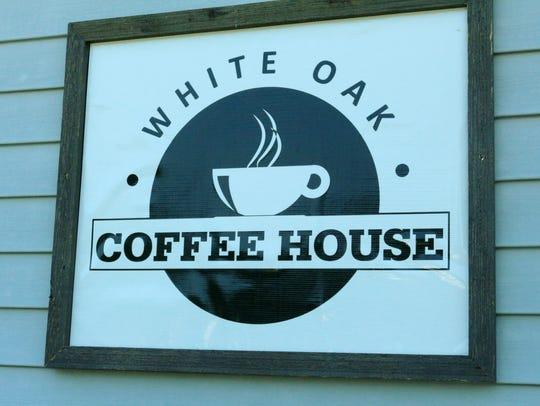 A new coffee shop opened in White Oak in June.