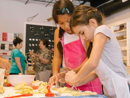 Mesa: A Collaborative Kitchen