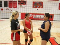 Chacon reflects on Loving volleyball season