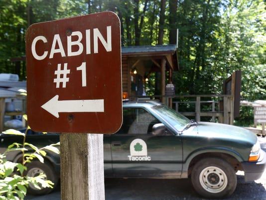 Staatsburg Cabins