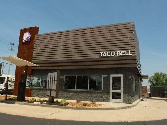 The new Taco Bell at 5404 North Bend Road was set to